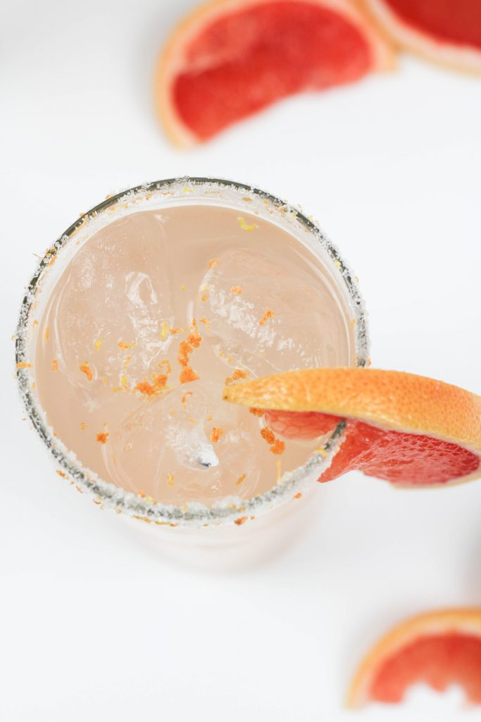 Easy Paloma Cocktails