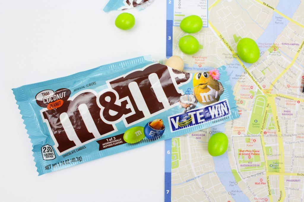 Traveling with Internationally-Inspired M&M'S®