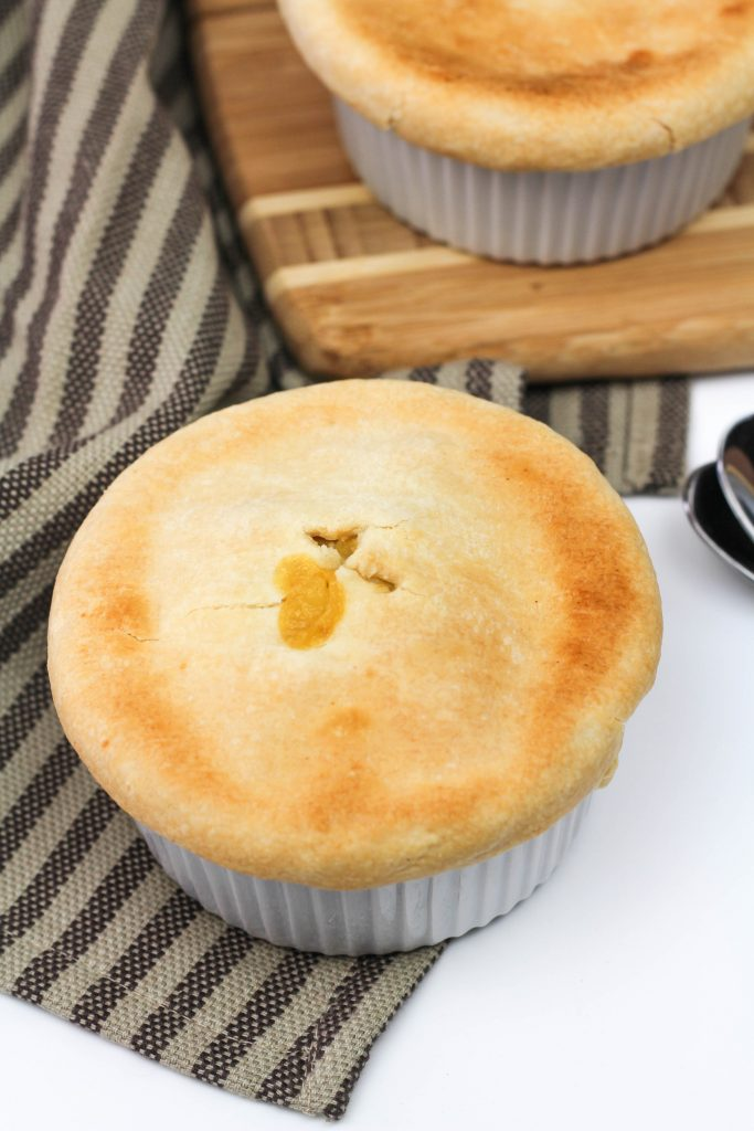 Mini Turkey Pot Pies