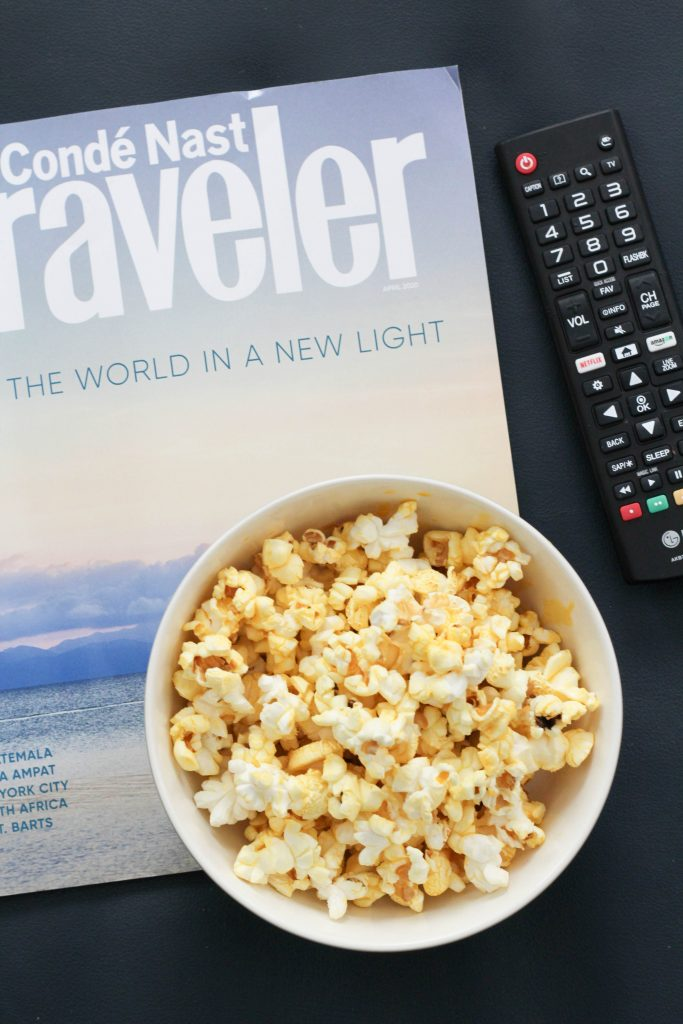 "30 Ways to ""Vacation"" From Your Couch During Quarantine"
