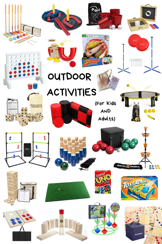 Outdoor Activities You Can Order On Amazon