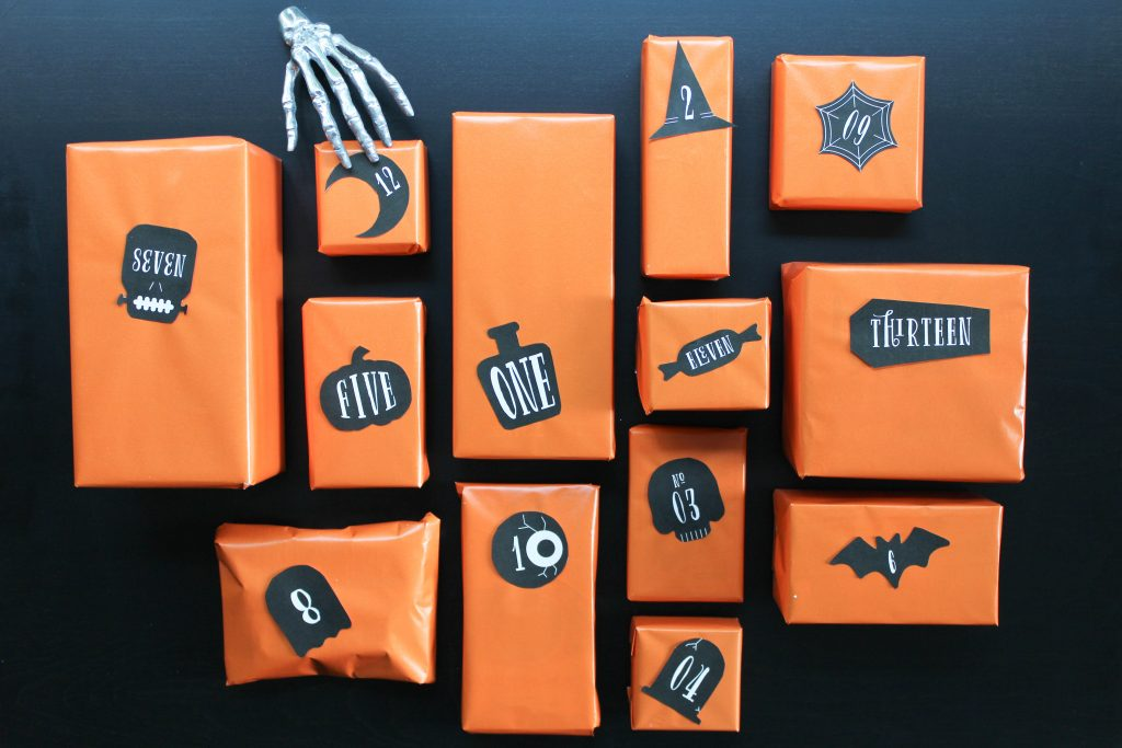 13 Days of Halloween Gift Idea