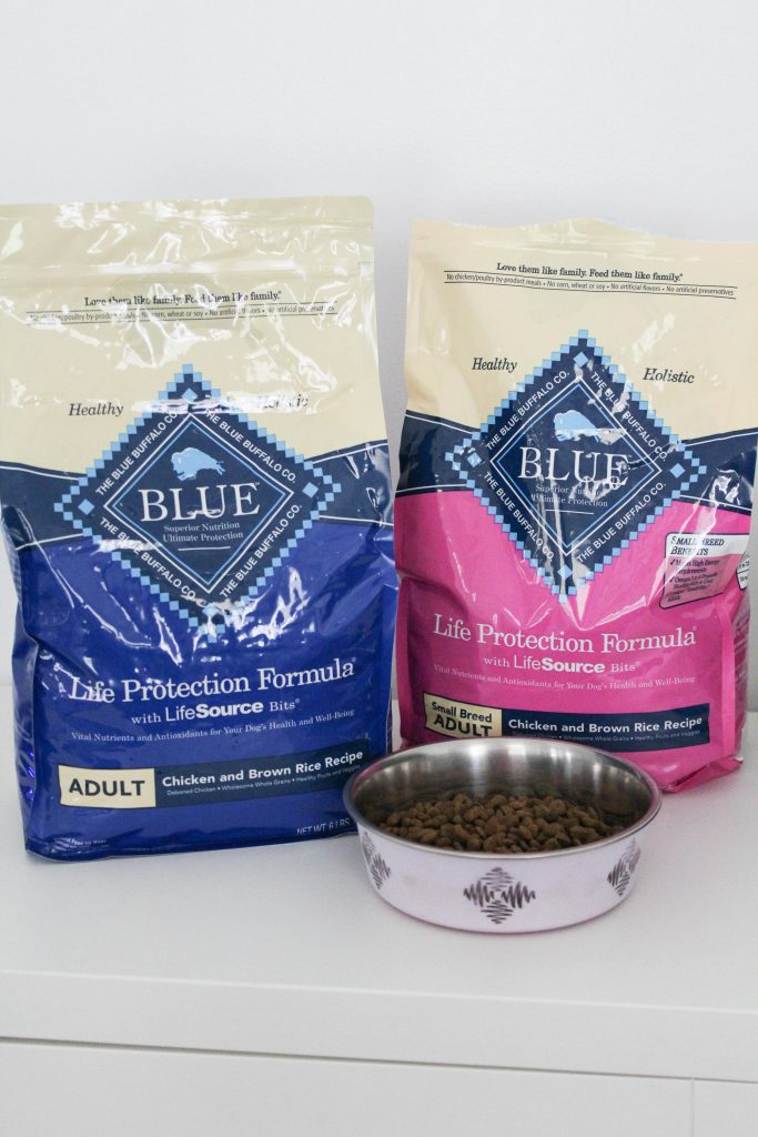 Support Veterans with BLUE Buffalo Dog Food
